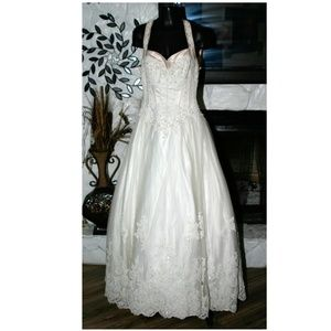 Size S/M Wedding Dress Formal Gown